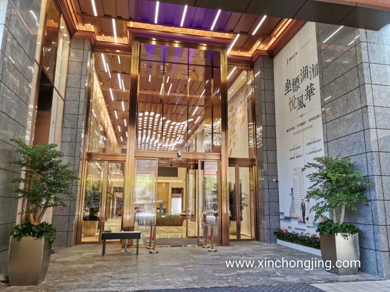 长沙花卉租摆——湖南文化广场