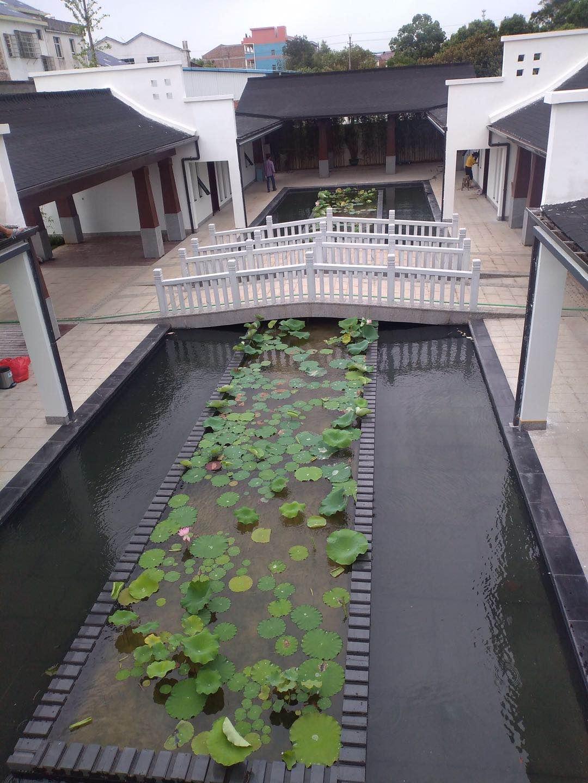 长沙别墅花园设计施工-浏阳别墅
